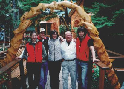 Murray Family | Nimmo Bay History