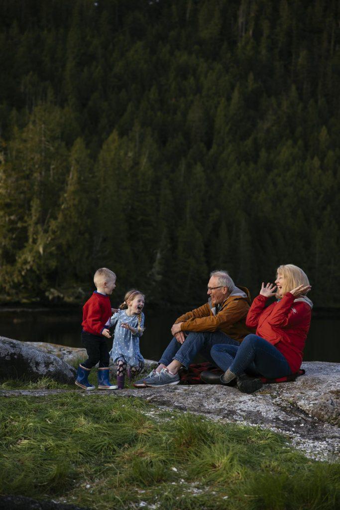 Wilderness Family Escape