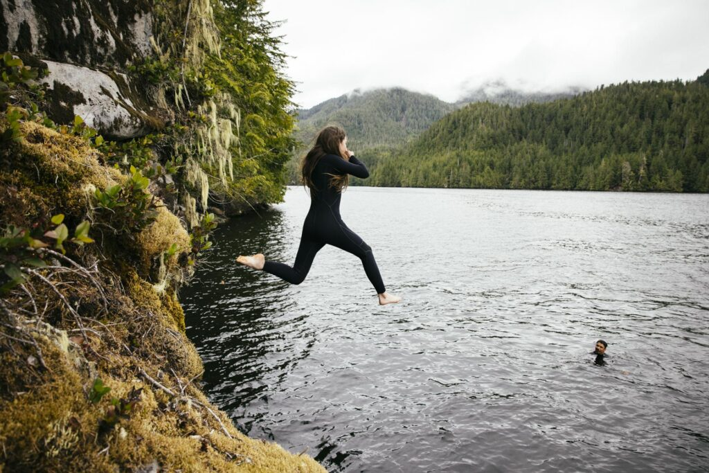 Adventures Swimming