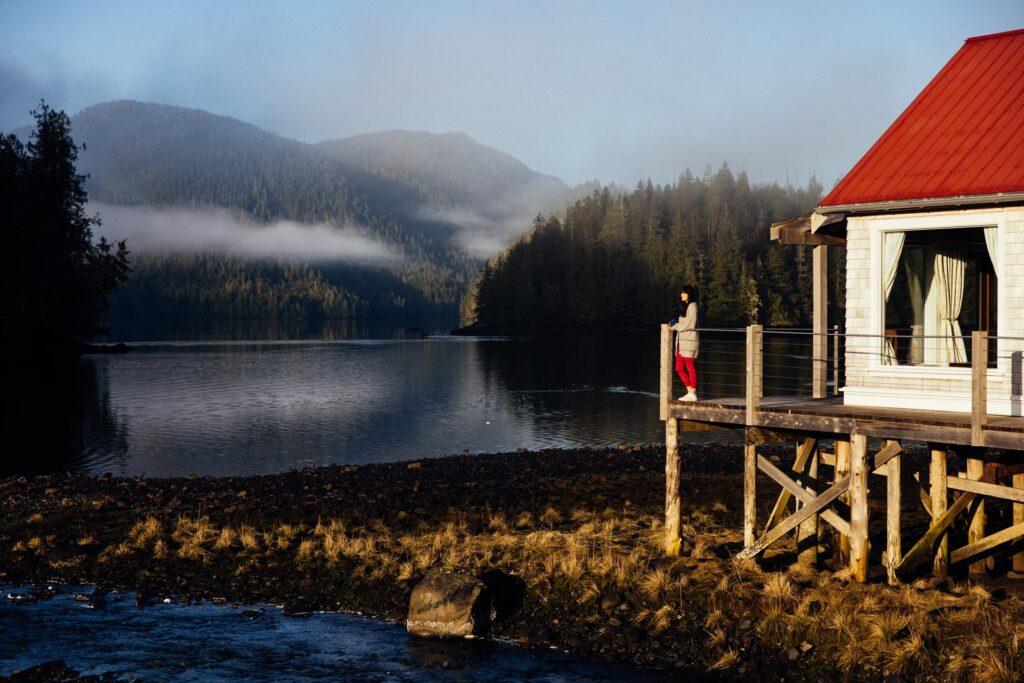Wilderness Resort Cabin